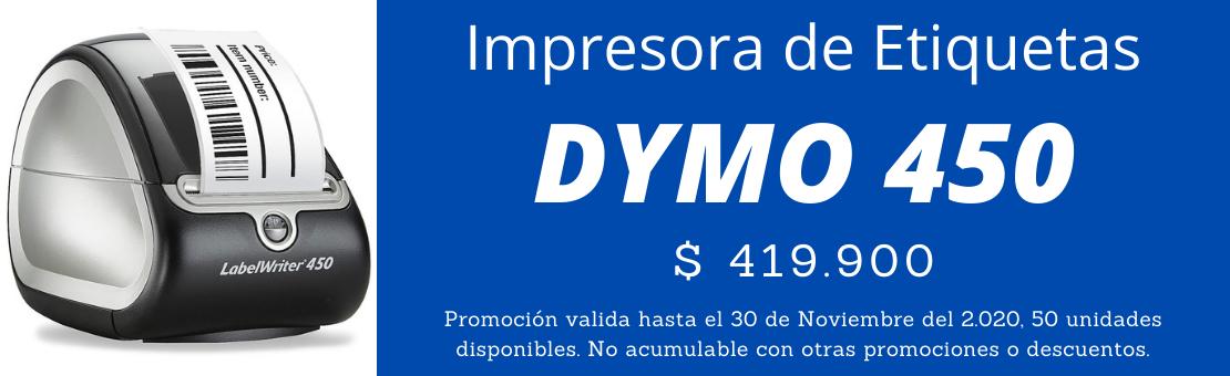 PROMO DYMO 450
